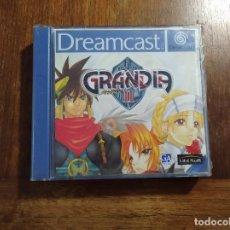 Videojuegos y Consolas: GRANDIA II DREAMCAST : NUEVO PRECINTADO. Lote 235932655