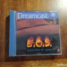 Videojuegos y Consolas: EOS : EXHIBITION OF SPEED DREAMCAST : USADO, IMPECABLE. Lote 235980025