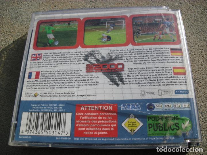 Videojuegos y Consolas: JUEGO DE DREAMCAST - Foto 4 - 238017110