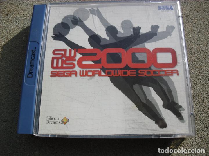JUEGO DE DREAMCAST (Juguetes - Videojuegos y Consolas - Sega - DreamCast)
