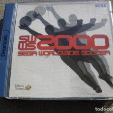 Videojuegos y Consolas: JUEGO DE DREAMCAST. Lote 238017110