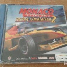 Videojuegos y Consolas: MONACO GRAND PRIX 2 RACING SIMULATION DREAMCAST PAL ESPAÑA PRECINTADO. Lote 238351805
