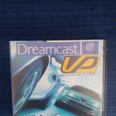 Videojuegos y Consolas: VANISHING POINT DREAMCAST. Lote 238376995