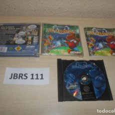 Videojuegos y Consolas: DREAMCAST - FUR FIGHTERS , PAL UK , COMPLETO. Lote 240919885
