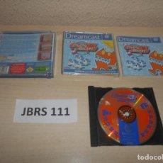 Videojuegos y Consolas: DREAMCAST - CHUCHU ROCKET , PAL ESPAÑOL , COMPLETO. Lote 240920075