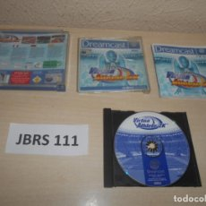 Videojuegos y Consolas: DREAMCAST - SEGA SPORTS VIRTUA ATHLETE 2K , PAL ESPAÑOL , COMPLETO. Lote 240920285