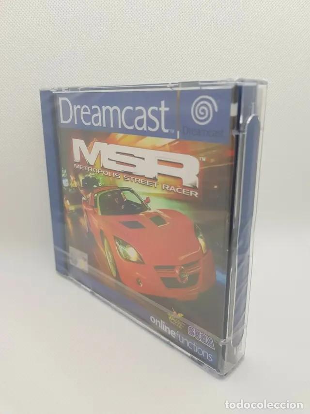 METROPOLIS STREET RACER PRECINTADO PAL EUR (Juguetes - Videojuegos y Consolas - Sega - DreamCast)