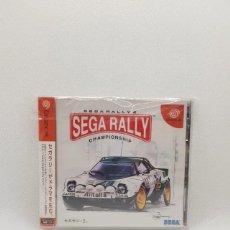 Videojuegos y Consolas: SEGA RALLY CHAMPIONSHIP 2 SEGA DREAMCAST NTSC-J. Lote 241455085