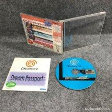 Videojuegos y Consolas: DREAM PASSPORT VER 1.01 SEGA DREAMCAST. Lote 244837720
