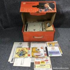 Videojuegos y Consolas: CONSOLA SEGA DREAMCAST CON CAJA YUKAWA HKT 3000. Lote 244837730