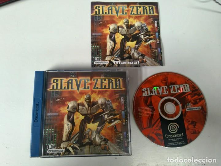 SLAVE ZERO PARA SEGA DREAMCAST ENTRE Y MIRE MIS OTROS JUEGOS! (Juguetes - Videojuegos y Consolas - Sega - DreamCast)