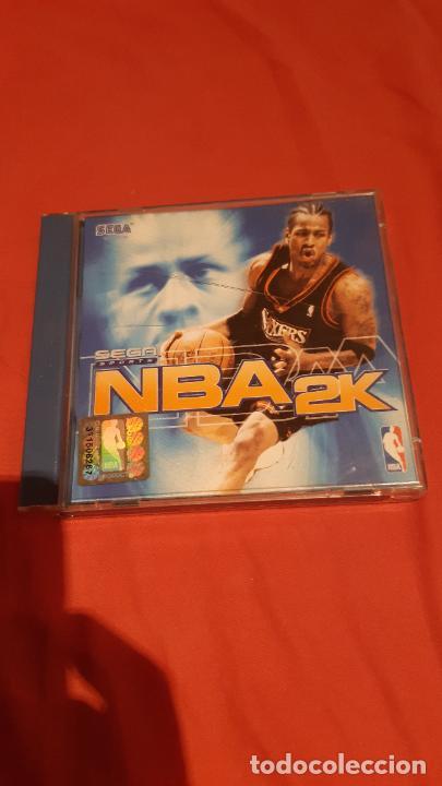 NBA 2K DREAMCAST (Juguetes - Videojuegos y Consolas - Sega - DreamCast)
