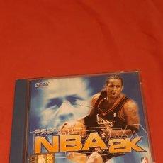 Videojuegos y Consolas: NBA 2K DREAMCAST. Lote 245346745