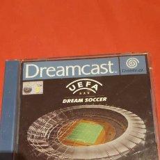 Videojuegos y Consolas: UEFA DREAM SOCCER DREAMCAST. Lote 245346795