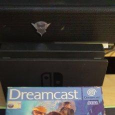 Videojuegos y Consolas: SEGA DREAMCAST SHENMUE COMPLETO. Lote 245952400