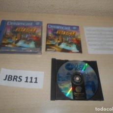Videojuegos y Consolas: DREAMCAST - SAN FRANCISCO RUSH 2049 , PAL ESPAÑOL , COMPLETO. Lote 246933305