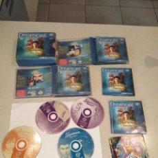 Videojuegos y Consolas: SHENMUE SEGA DREAMCAST PAL-EUROPA COMPLETO. Lote 247249050