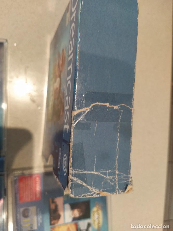 Videojuegos y Consolas: SHENMUE SEGA DREAMCAST PAL-EUROPA COMPLETO - Foto 5 - 247249050