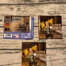 Videojuegos y Consolas: TOMB RAIDER IV DREAMCAST PAL ESPAÑA. Lote 247459795