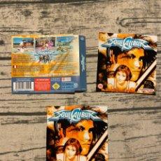 Videojuegos y Consolas: SOUL CALIBUR DREAMCAST PAL ESPAÑA. Lote 247460400