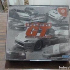 Videojuegos y Consolas: SEGA GT PARA DREAMCAST. Lote 257740475