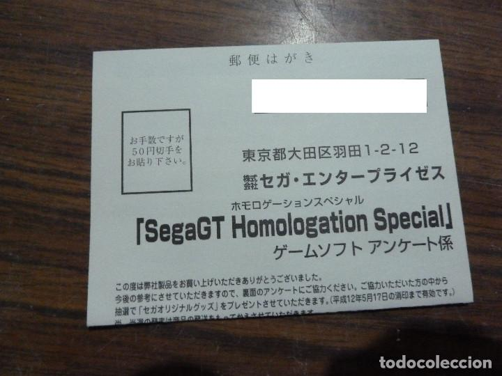 Videojuegos y Consolas: SEGA GT PARA DREAMCAST - Foto 10 - 257740475