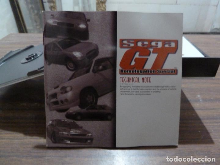 Videojuegos y Consolas: SEGA GT PARA DREAMCAST - Foto 11 - 257740475