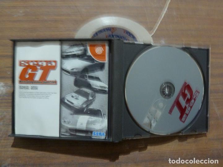 Videojuegos y Consolas: SEGA GT PARA DREAMCAST - Foto 13 - 257740475