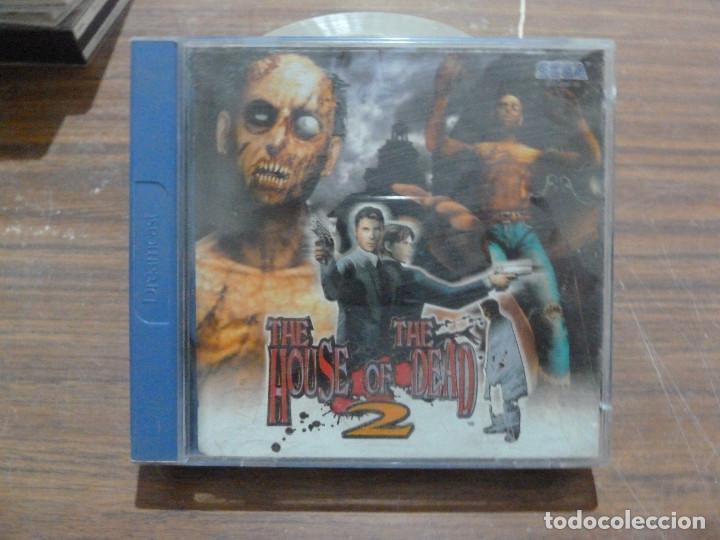 THE HOUSE OF THE DEAD 2 PARA DREAMCAST (Juguetes - Videojuegos y Consolas - Sega - DreamCast)