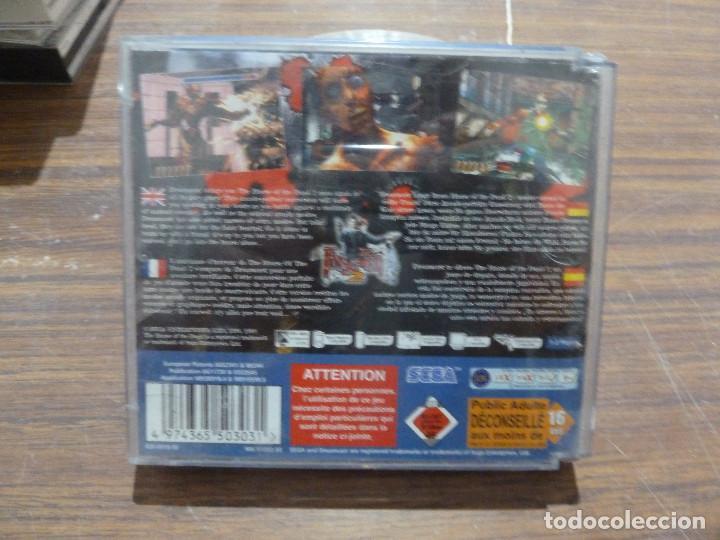 Videojuegos y Consolas: THE HOUSE OF THE DEAD 2 PARA DREAMCAST - Foto 2 - 257742260