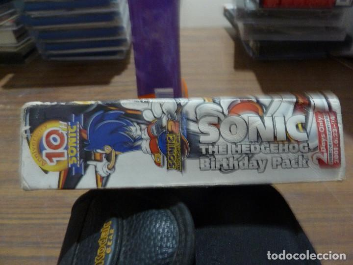 Videojuegos y Consolas: SONIC ADVENTURE SONIC THE HEDGEHOG BIRTHDAY PACK 10º ANIVERSARIO - Foto 5 - 257909660