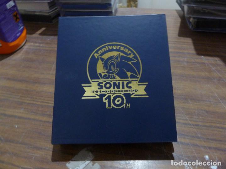 Videojuegos y Consolas: SONIC ADVENTURE SONIC THE HEDGEHOG BIRTHDAY PACK 10º ANIVERSARIO - Foto 11 - 257909660