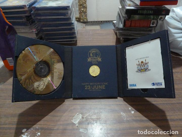 Videojuegos y Consolas: SONIC ADVENTURE SONIC THE HEDGEHOG BIRTHDAY PACK 10º ANIVERSARIO - Foto 13 - 257909660