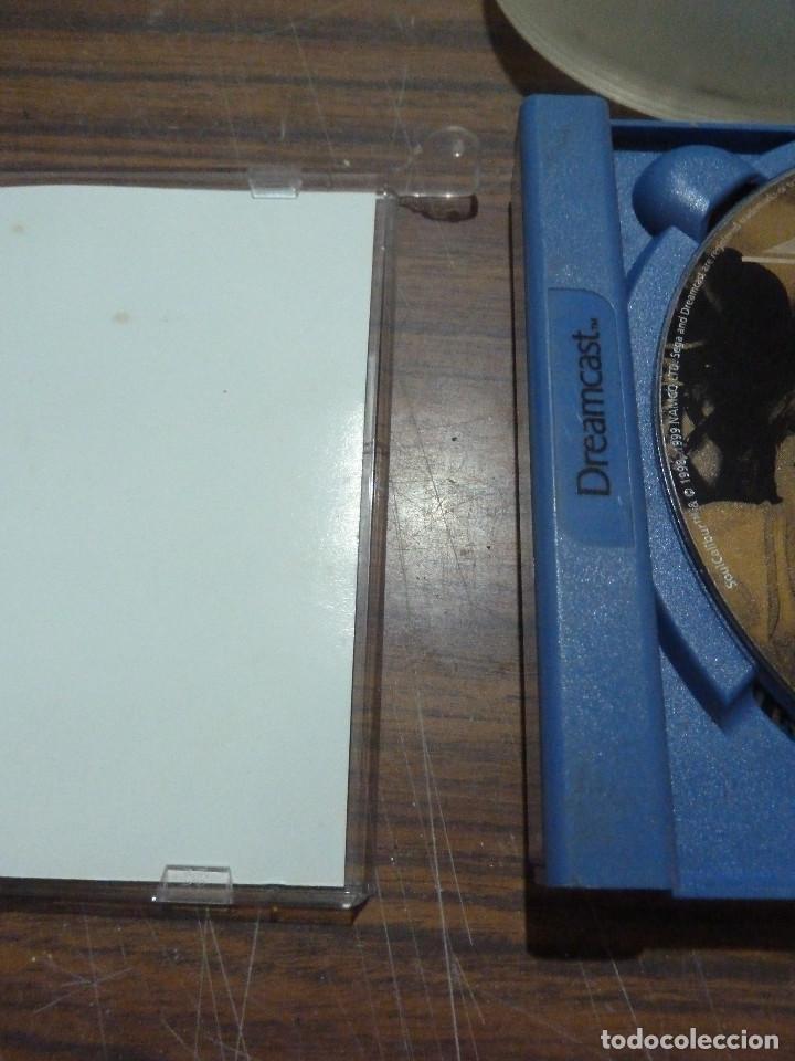 Videojuegos y Consolas: SOUL CALIBUR PARA DREAMCAST - Foto 7 - 261647850