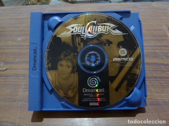 Videojuegos y Consolas: SOUL CALIBUR PARA DREAMCAST - Foto 8 - 261647850