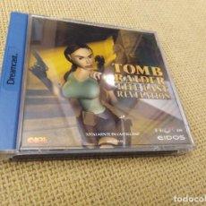 Videojuegos y Consolas: JUEGO DREAMCAST TOMB RAIDER. Lote 262322195