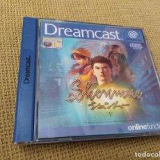 Videojuegos y Consolas: JUEGO DREAMCAST SHENMUE. Lote 262322620