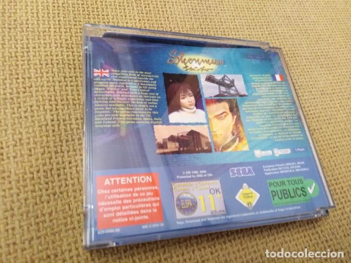 Videojuegos y Consolas: Juego Dreamcast Shenmue - Foto 2 - 262322620