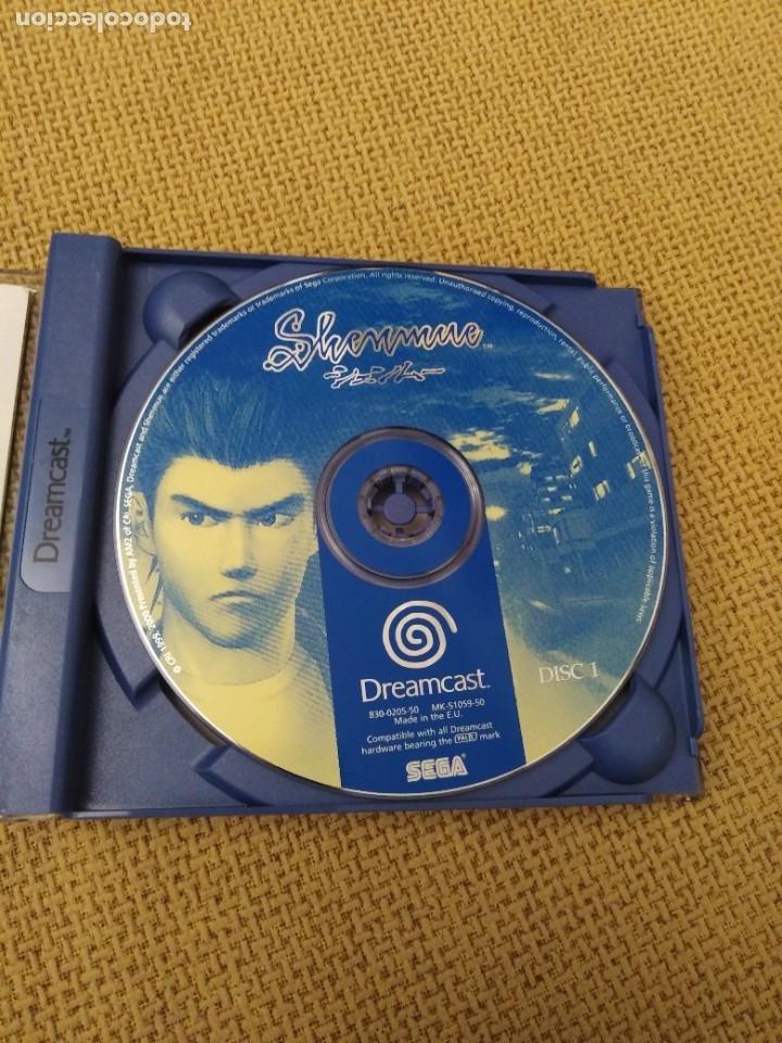 Videojuegos y Consolas: Juego Dreamcast Shenmue - Foto 3 - 262322620