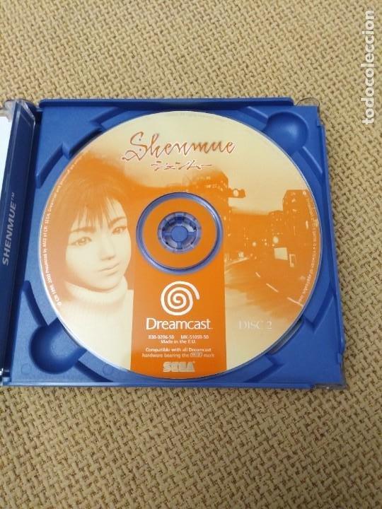 Videojuegos y Consolas: Juego Dreamcast Shenmue - Foto 4 - 262322620