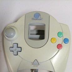 Videojuegos y Consolas: SEGA DREAMCAST MANDO CONTROLLER ORIGINAL -- MAGNIFICO ESTADO-FUNCIONANDO. Lote 262800450