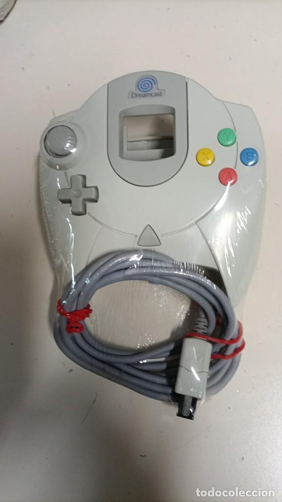 SEGA DREAMCAST MANDO CONTROLLER ORIGINAL ---FUNCIONANDO (Juguetes - Videojuegos y Consolas - Sega - DreamCast)