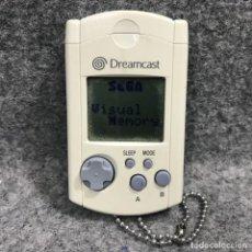 Videojuegos y Consolas: VISUAL MEMORY JAP VMU SEGA DREAMCAST. Lote 266457948