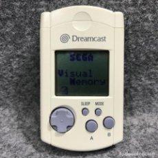 Videojuegos y Consolas: VISUAL MEMORY JAP VMU SEGA DREAMCAST. Lote 266457963