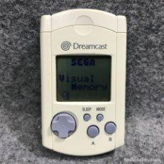 Videojuegos y Consolas: VISUAL MEMORY JAP VMU SEGA DREAMCAST. Lote 266457968