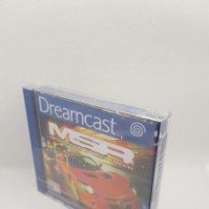 Videojuegos y Consolas: METROPOLIS STREET RACER PAL ESP. DREAMCAST NUEVO. Lote 270637653