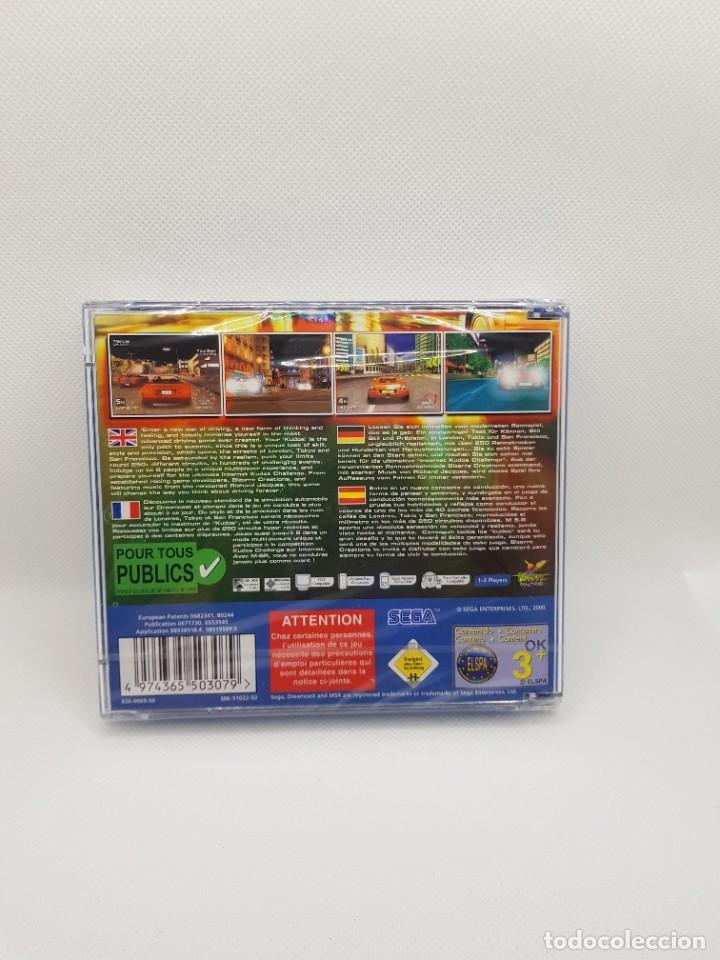 Videojuegos y Consolas: Metropolis Street Racer Pal Esp. Dreamcast NUEVO - precintado - Foto 3 - 270637653