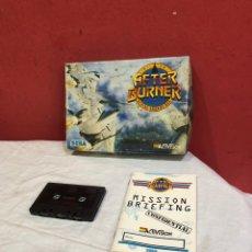 Videojuegos y Consolas: AFTER BURNER - SEGA (1988) . VER FOTOS. Lote 271967968