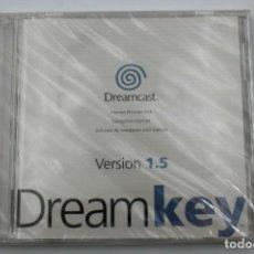 Videojuegos y Consolas: SEGA DREAMCAST DREAMKEY DREAM KEY VERSION 1.5 NUEVO PRECINTADO. Lote 271994663