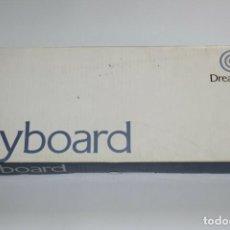 Videojuegos y Consolas: SEGA DREAMCAST KEYBOARD TECLADO EN CAJA MUY BUEN ESTADO FUNCIONANDO. Lote 271999633